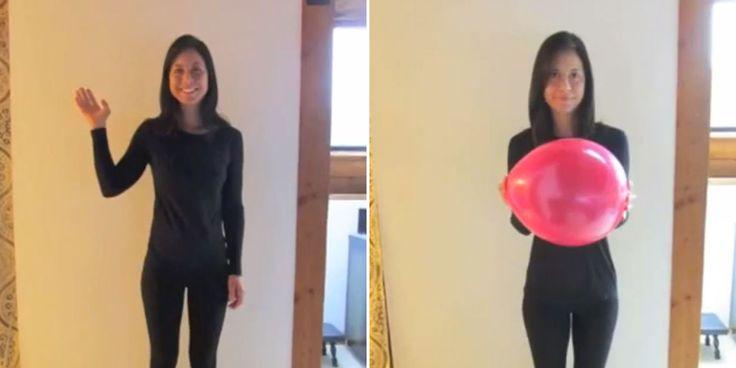 This Pregnancy Time Lapse Video Is Pure Magic -Cosmopolitan.com