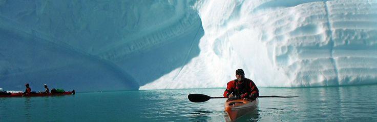 Turismo de aventura en Groenlandia
