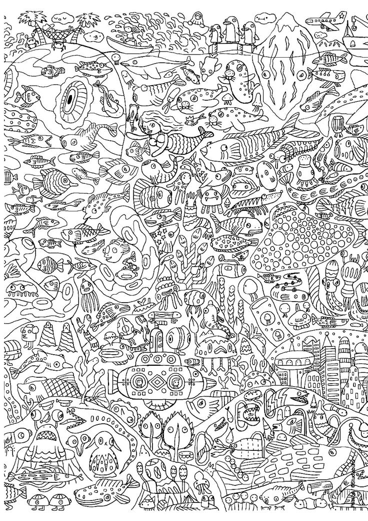 103 Best Images About Coloring Pages Detailed Amp Big Kids