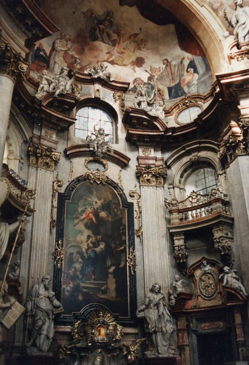 53 best images about barocco on pinterest baroque for Churches of baroque period