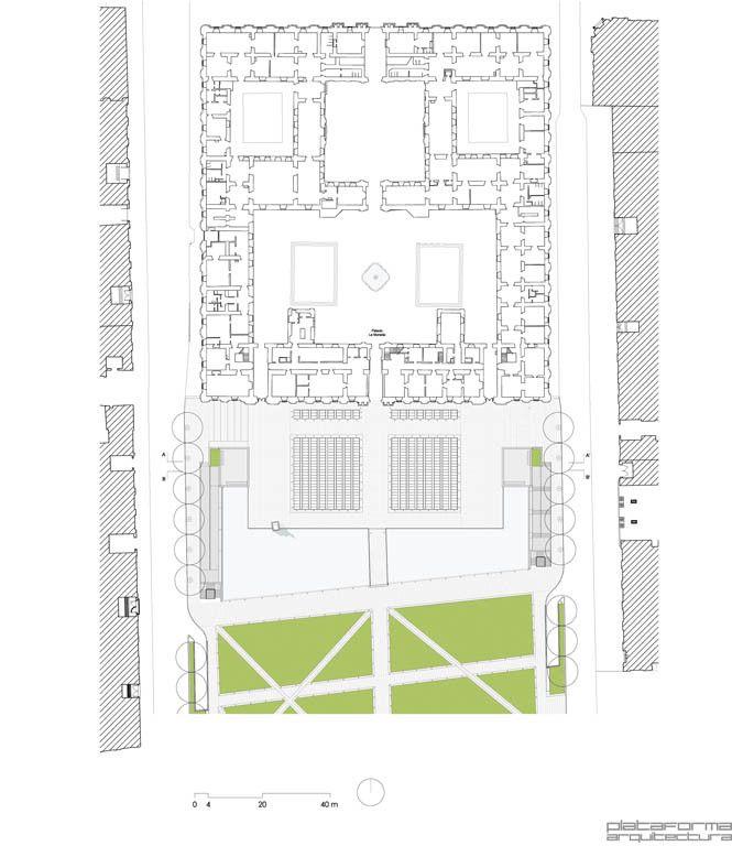 Galería - Centro Cultural Palacio La Moneda – Plaza de la Ciudadanía / Undurraga Devés Arquitectos / Undurraga Devés Arquitectos - 21