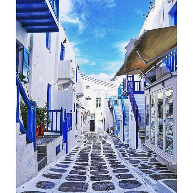 Mykono, Greece