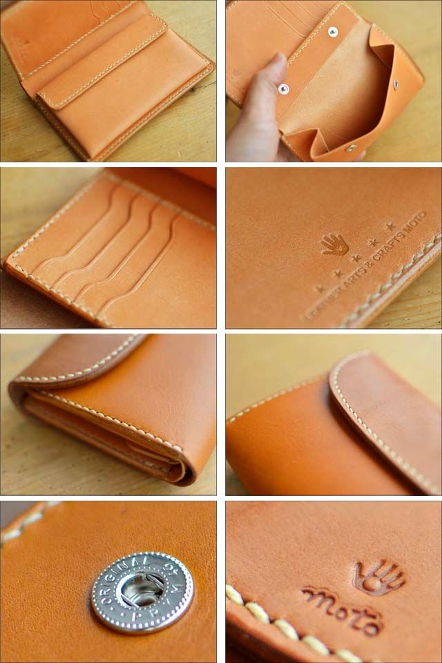 handmade leather wallets - Google Search