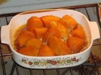 Candied Sweet Potatoes Recipe (American sugar-baked sweet potatoes) | United States | Whats4Eats
