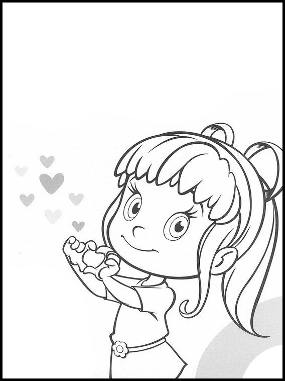 Cleo And Cuquin 6 Printable Coloring Pages For Kids Coloring Pages Online Coloring Pages Printable Coloring Book