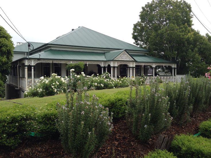 Lakemba - federation homestead in Ipswich, Queensland