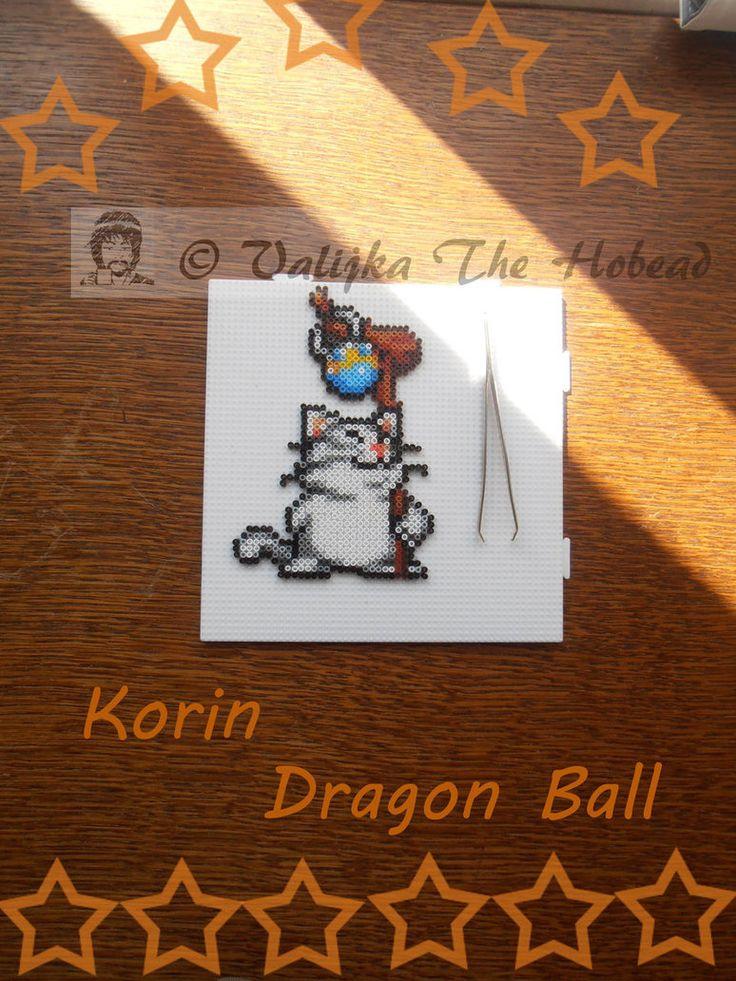 Korin - Dragon Ball /// More infos here : https://www.facebook.com/Valijkathehobead/photos/a.339684539530110.1073741840.328699377295293/454226441409252/?type=3&theater