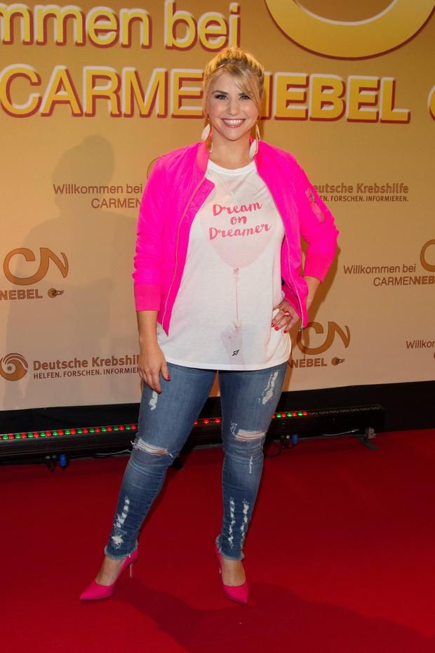 Beatrice Egli - Carmen Nebel Gala Show - Red Carpet