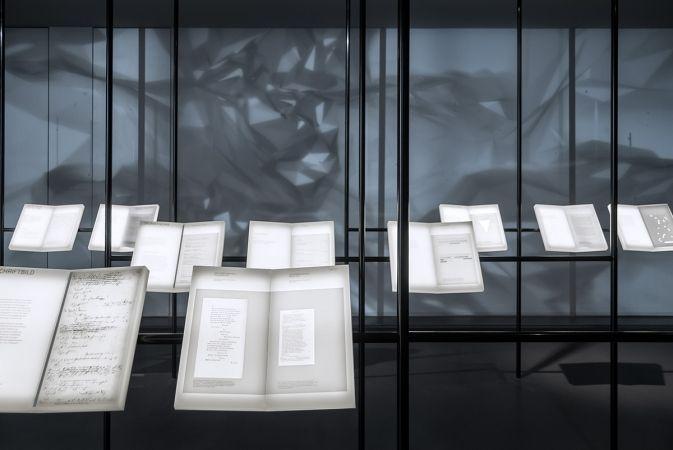Kleist museum frankfurt oder szenographie valentine for Design museum frankfurt