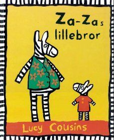 Ella ønsker seg bøker som handler om baby og det å bli storesøster!