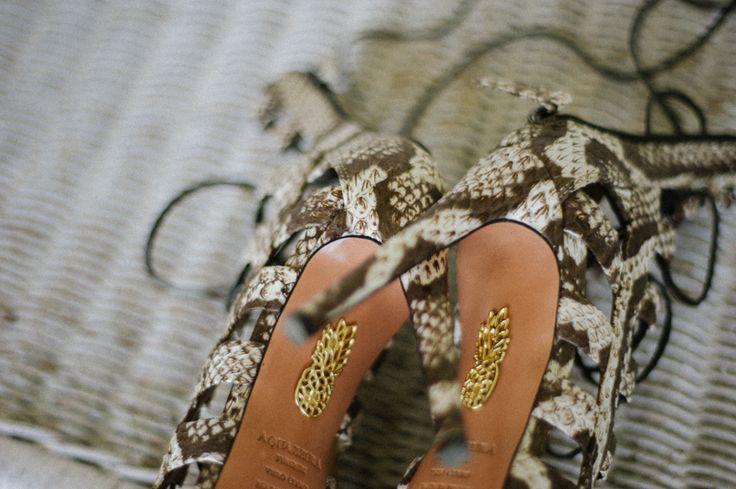 #aquazzurrashoes #stiletto #snakestiletto #brideshoes