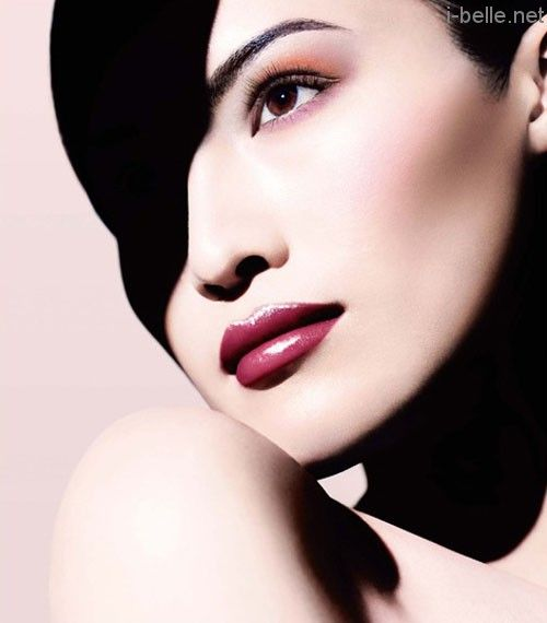 Fall/Winter 2014: Shiseido Make Up Collection