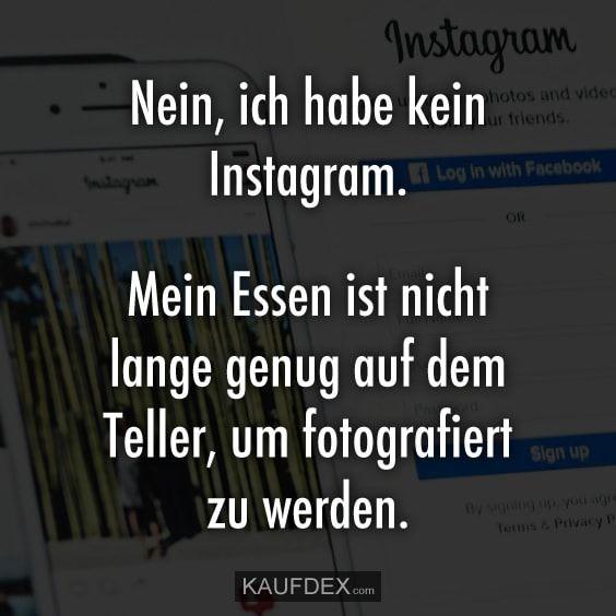 Nein, ich habe kein Instagram… – Hanna Laue