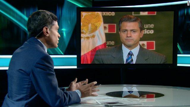 La ignorancia de Peña Nieto al no poder hablar por si mismo. Otros le tienen que anunciar lo que vaya a decir.