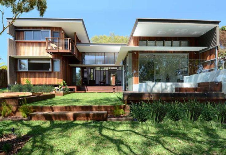 Bark Design Architects, Sunshine Coast, Spoonbill House, Peregian