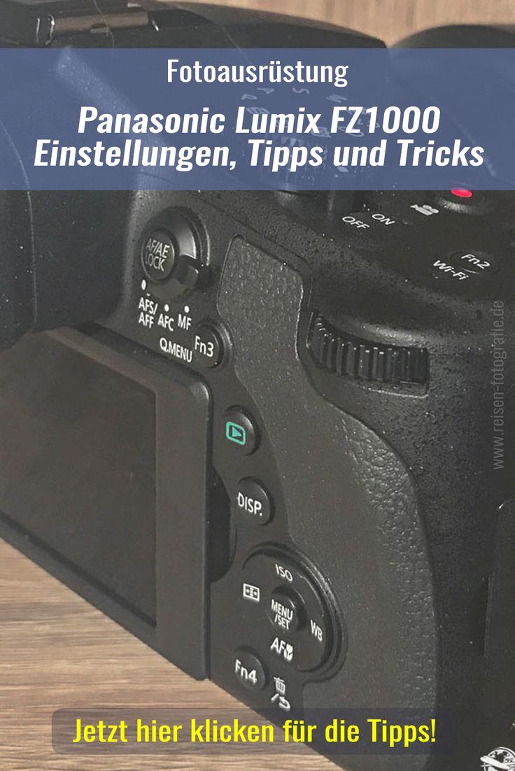 """Nun haben wir uns endlich für das Upgrade auf die Panasonic Lumix FZ1000 entschieden. Nach unseren ersten Fotos möchten wir auch direkt ein paar Tipps und Tricks zu dieser tollen Kamera geben und unsere Grundeinstellung verraten. Und natürlich erklären wir Euch, warum wir uns für die """"ältere"""" FZ1000 und gegen das Nachfolgemodell FZ2000 entschieden haben."""