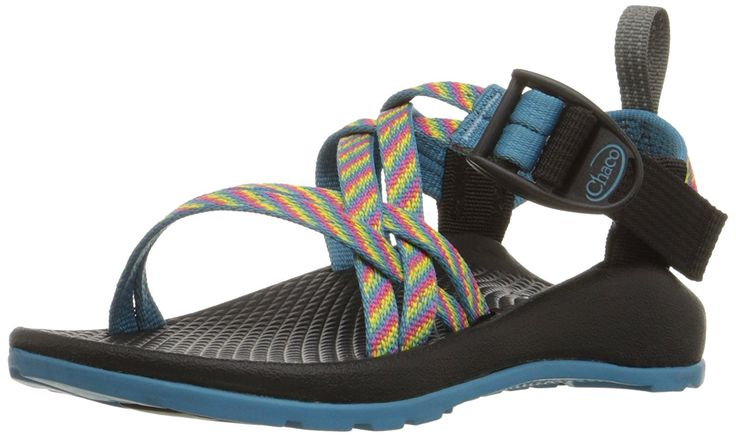 Chaco ZX1 Ecotread Sandal (Toddler/Little Kid/Big Kid) -- Additional details at the pin image, click it  : Girls sandals