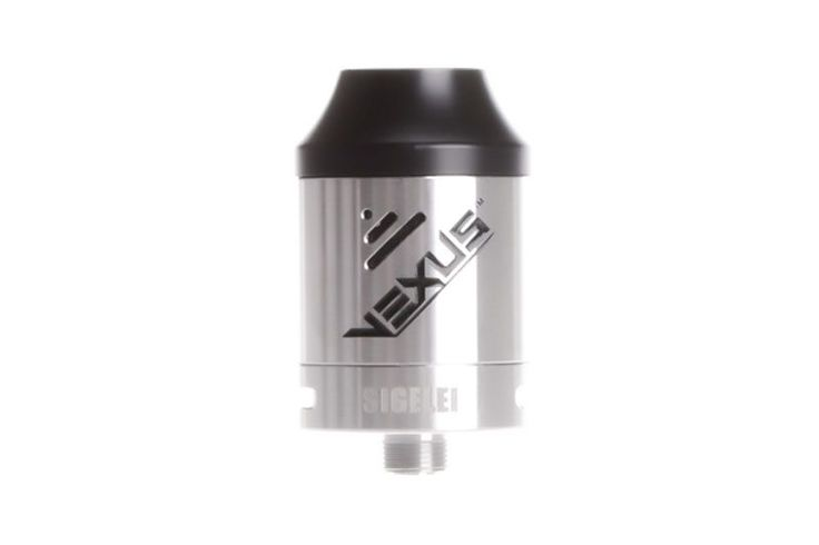 Delivered with:      1 x VEXUS CDA - Sigelei  1 x User manual      Specifications:      Manufacturer: Sigelei  Material(s): stainless steel  Revolutionary techology: no coil building required!  Connection: 510  Colour(s): black, chrome  Diameter: 24mm      * Chrome version | Shop this product here: http://spreesy.com/eutrade/11 | Shop all of our products at http://spreesy.com/eutrade    | Pinterest selling powered by Spreesy.com