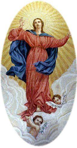 saint mary -