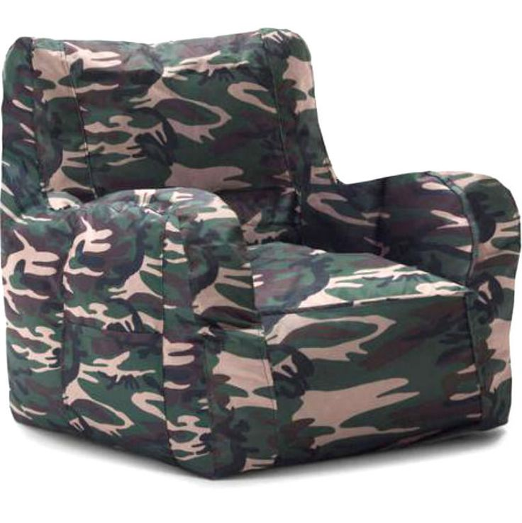 Bean Bag Gameroom Cozy Seat Lounger Foam Filled Chair Comfort Dining Room NEW**
