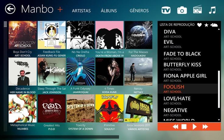 Manbo Plus Interface by ~Tioroshi