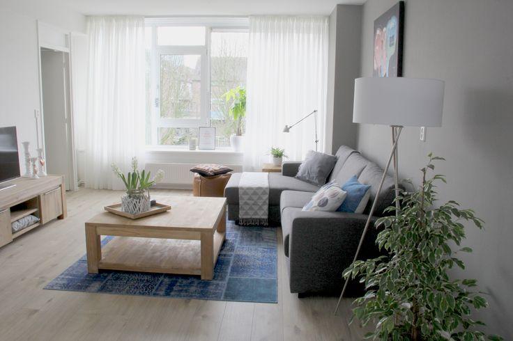 Nya Interieurontwerp | Portfolio | Starterswoning | Delft | Indeling | Ruimtelijk | Neutrale basis | Budget