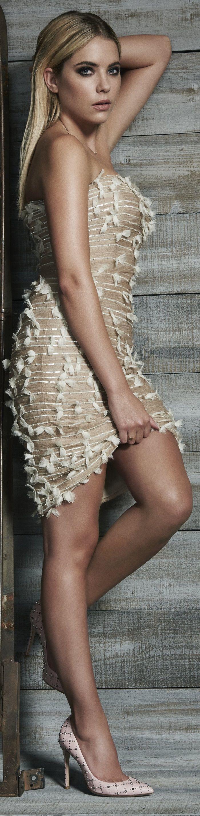 Ashley Benson - Photoshoot For Pretty Little Liars Season 6 Sept 2015