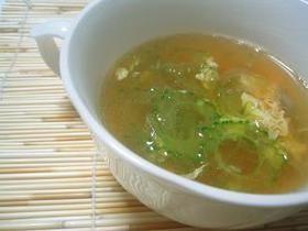 ゴーヤスープ