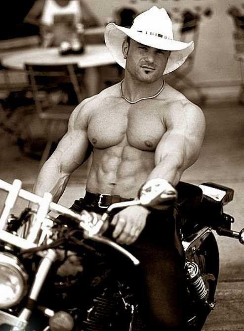 Everyone needs a cowboy!! =)