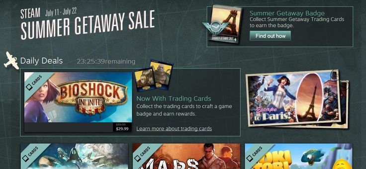 Steam Summer Sale 2013 Kicks Off With Steep Game Discounts