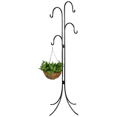 Village Green® 4 Hook Hanging Plant Stand Big Lots