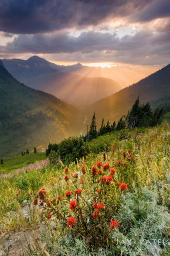 Glacier National Park, Montana #glacierpark #traveltips