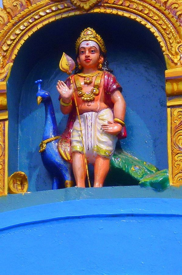 Lord Muruga - Maruthamalai Temple, Coimbatore, Tamilnadu