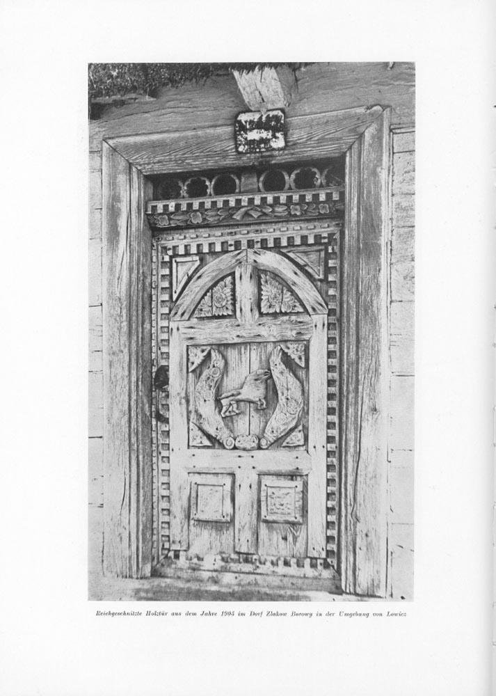 Czarnecka Irena - Польское народное искусство [1957, PDF, DEU] » Перуница