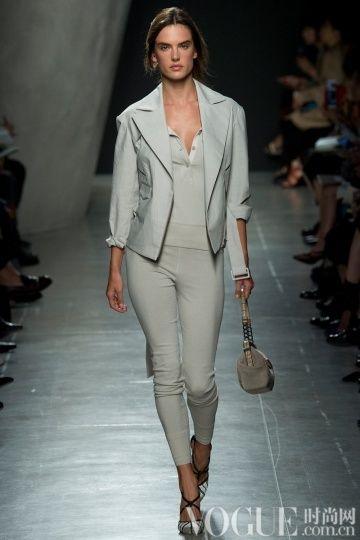Bottega Veneta2015年春夏高级成衣时装秀发布图片483119