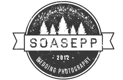 Hääkuvaaja Helsinki dokumentaarinen Hääkuvaus | Soasepp wedding photography logo