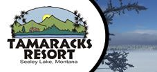 Tamaracks Resort, Seeley Lake, Montana