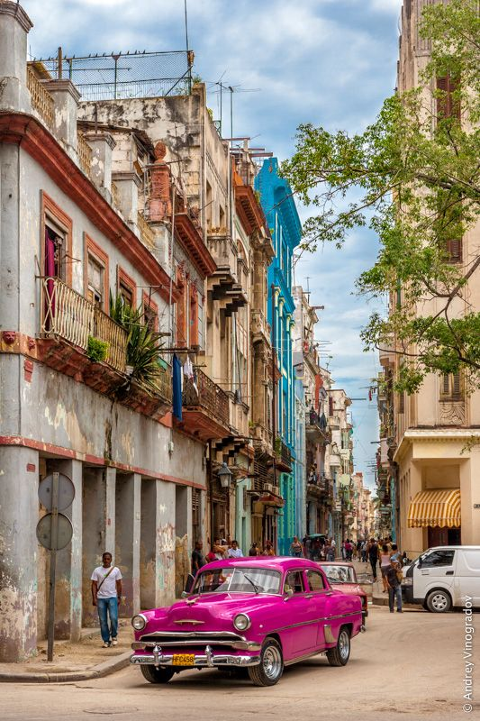 Old town Havana, Cuba- after plotting our ascent on America after my degree with my friend today this picture just gets. me. going.