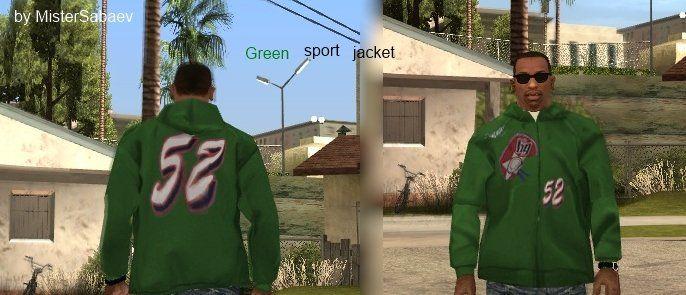 Одежда для GTA San Andreas с автоматической установкой