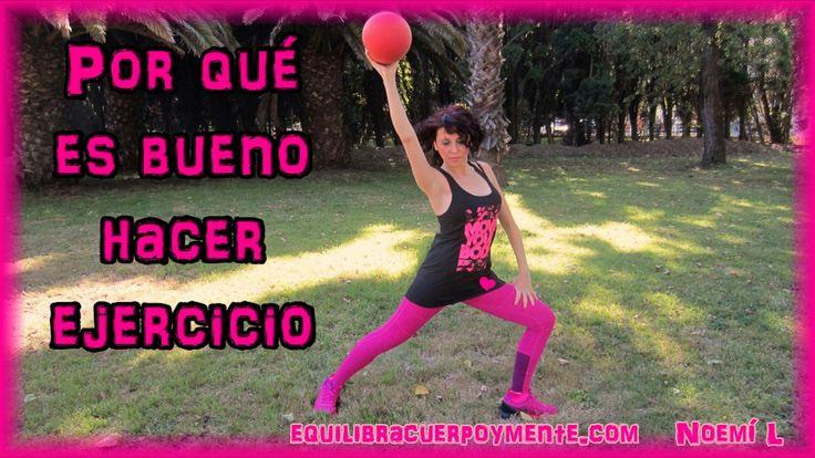 Beneficios del ejercicio físico.