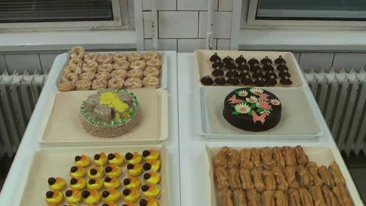 Výroba zákusků a dortů II