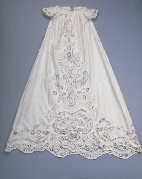 This Garment Was In Its First Life The Wedding Dress Of Emily