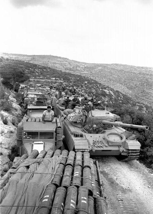1948 arab israeli war Six-day war israeli tanks advancing on the golan heights during the six-day war between arab and israeli forces, june 10, 1967 assaf kutin/© the state of israel government press office israel answered this apparent arab rush to war by staging a sudden air assault, destroying egypt's air force on the ground.