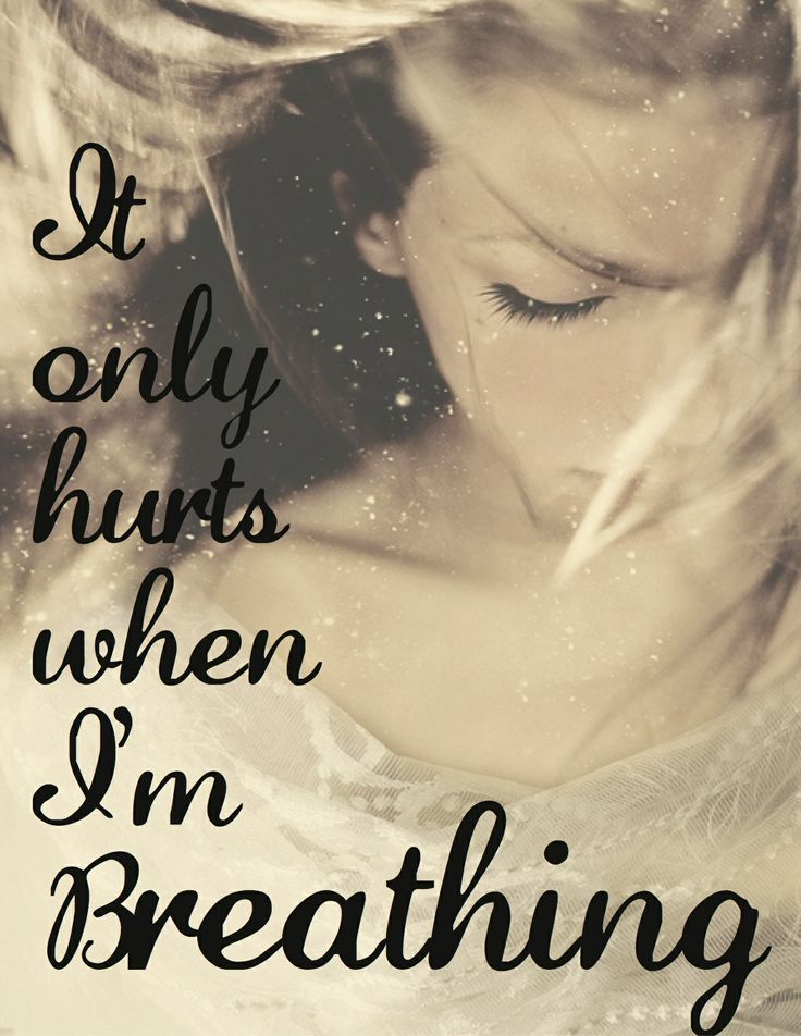It only hurts when i'm breathing lyrics by shania twain