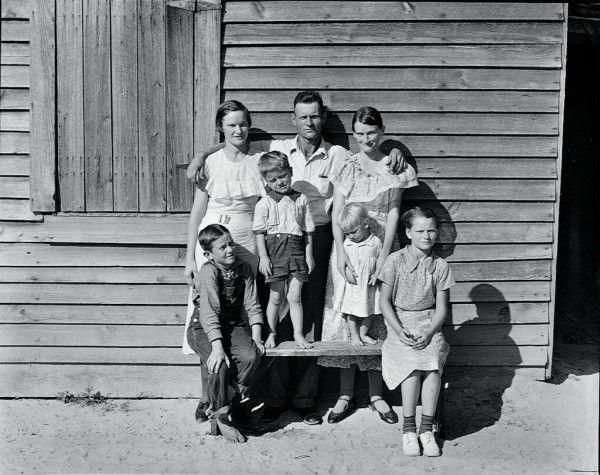 De Grote Depressie in beeld gebracht- Walker Evans