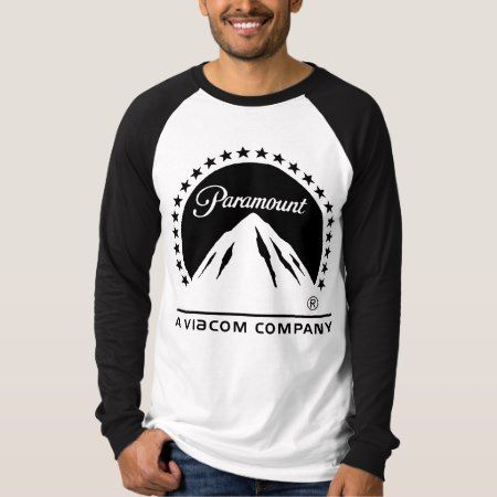 Paramount A viacom company Logo T-Shirt - click to get yours right now!