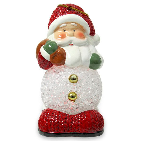 Santa LED Showpiece Rs. 329 Make your loved one feel special on Christmas as you surprise her or him with this LED Santa showpiece.Height : 12 cm X Length : 5 cm. Shop Now : http://hallmarkcards.co.in/collections/christmas-gifts/products/best-christmas-gift-ideas-online