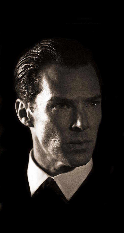 Benedict Cumberbatch as Victorian Sherlock