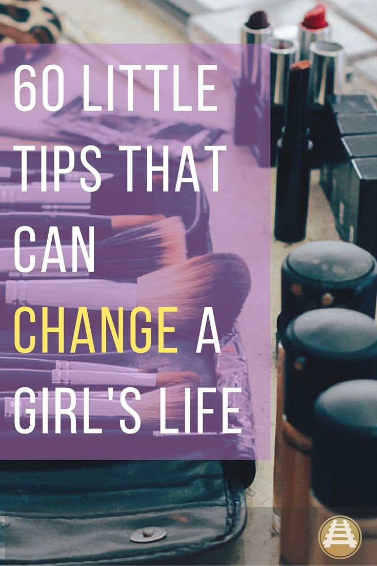 Read about health, love, beauty, style and every fun hack you can hope for. Tips for girls of all ages.