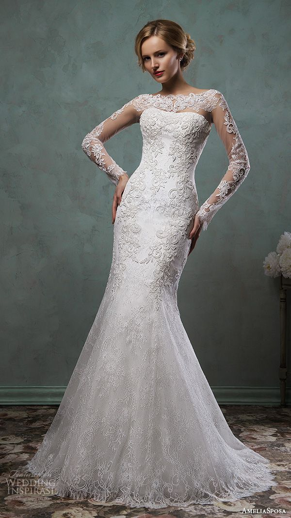 Awesome Amelia Sposa Wedding Dresses